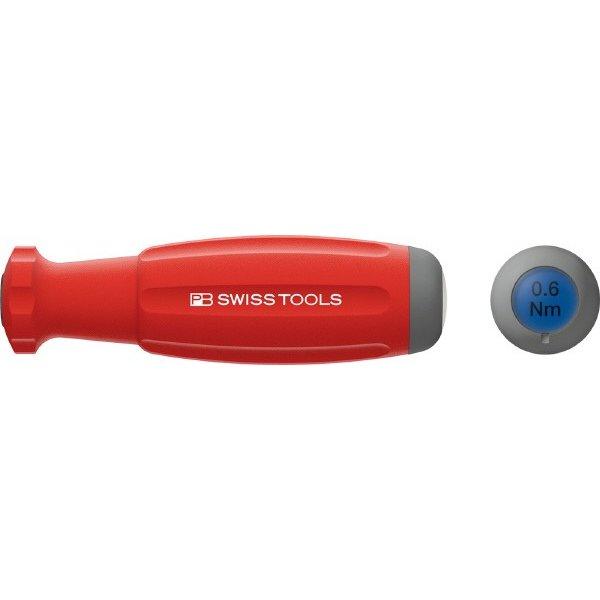 PB SWISS TOOLS 8314A-0.6 メカトルク(トルクドライバー) プリセット PBスイスツールズ