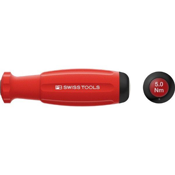 PB SWISS TOOLS 8314A-5.0 メカトルク(トルクドライバー) プリセット PBスイスツールズ