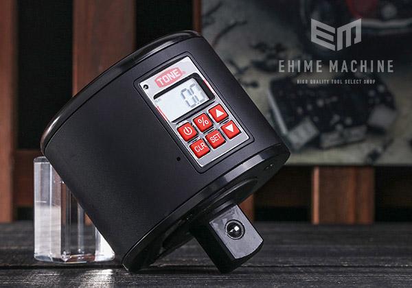 【TONE】 H6DT600 ハンディデジトルク 差込角19.0mm 校正証明書付 トネ