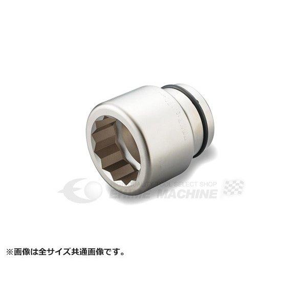TONE トネ 38.1sq. インパクト用ソケット 12角 120mm 12AD-120