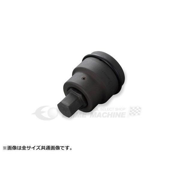 TONE トネ 38.1sq. インパクト用ヘキサゴンソケット(差替式) 12AH-41H