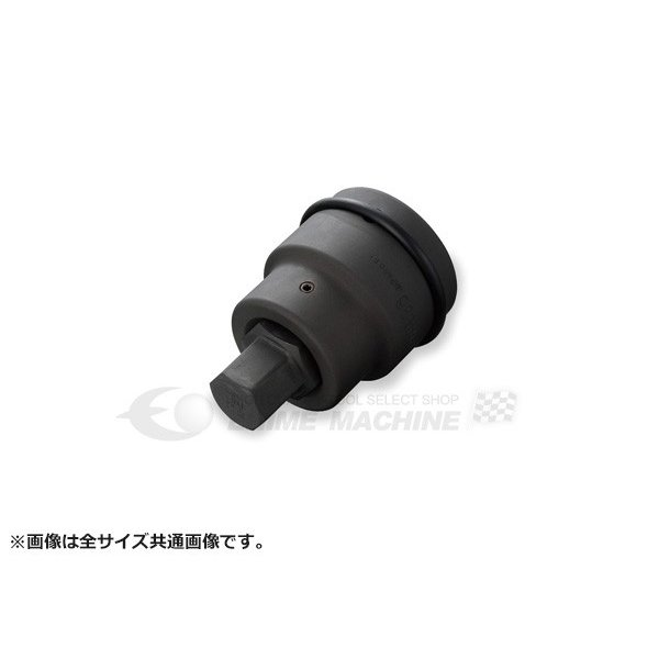 TONE トネ 38.1sq. インパクト用ヘキサゴンソケット(差替式) 12AH-46H