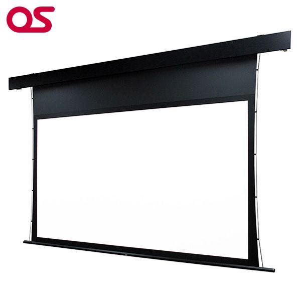 80インチ 電動 サイドテンション スクリーン 4K対応(ピュアマットIIIシネマ) OS オーエス TP-080HM-MRK1-WF302