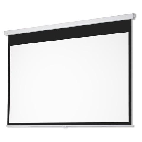 安心のブランド【OSスクリーン】OS オーエス 120インチ 手動 スクリーン SMC-120HM-1-WG