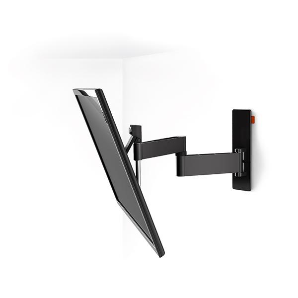 Vogel's ボーゲルズ 中型 32~55型 テレビ 壁掛け 金具 WALL3245(壁付・ダブルアーム 首振り180°回転)