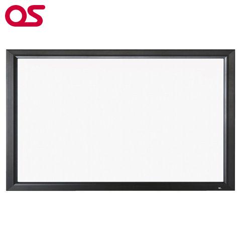 OSスクリーン【プロジェクター スクリーン】OS オーエス120インチ 張込スクリーン PA-120H-01-WG