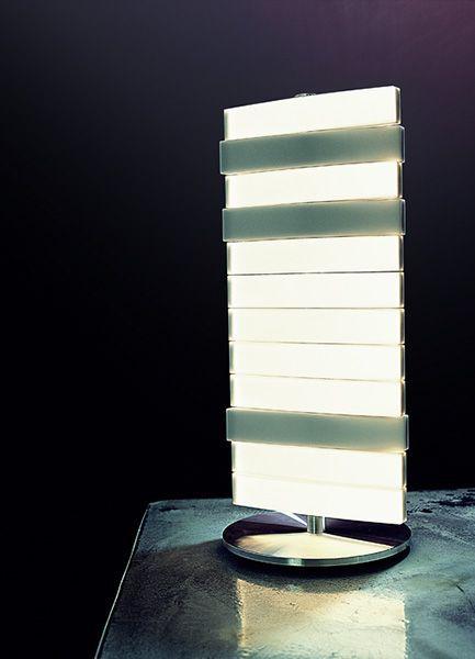 【LEDライト】QisDesign(キスデザイン) LED照明 | Piano Table(ピアノ・テーブルランプ) PA01_D