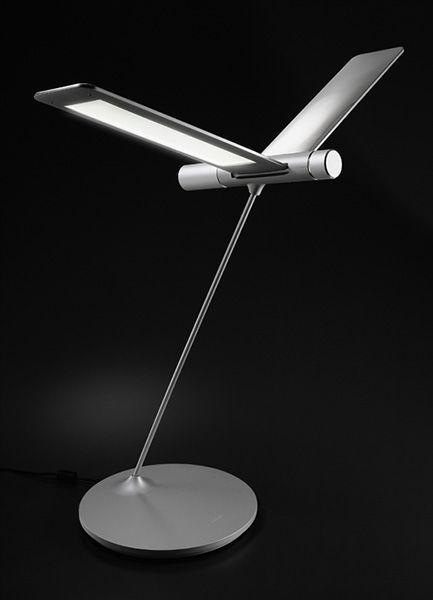【LEDライト】QisDesign(キスデザイン) LED照明 | Seagull LED Table(シーガル・デスクライト) BD10_D