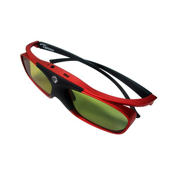 【3Dメガネ】Optoma オプトマ 3Dプロジェクター対応3Dメガネ ZD302 (DLP Link専用)