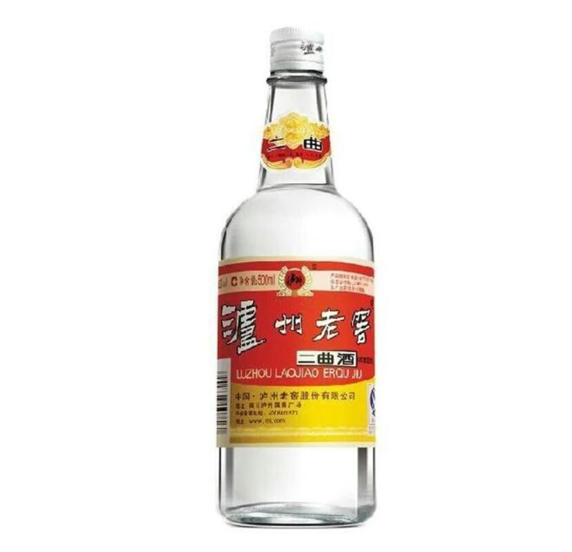 12本ケース売り 瀘州老窖二曲酒 OUTLET SALE 52度 500ml×12 1箱 高い素材