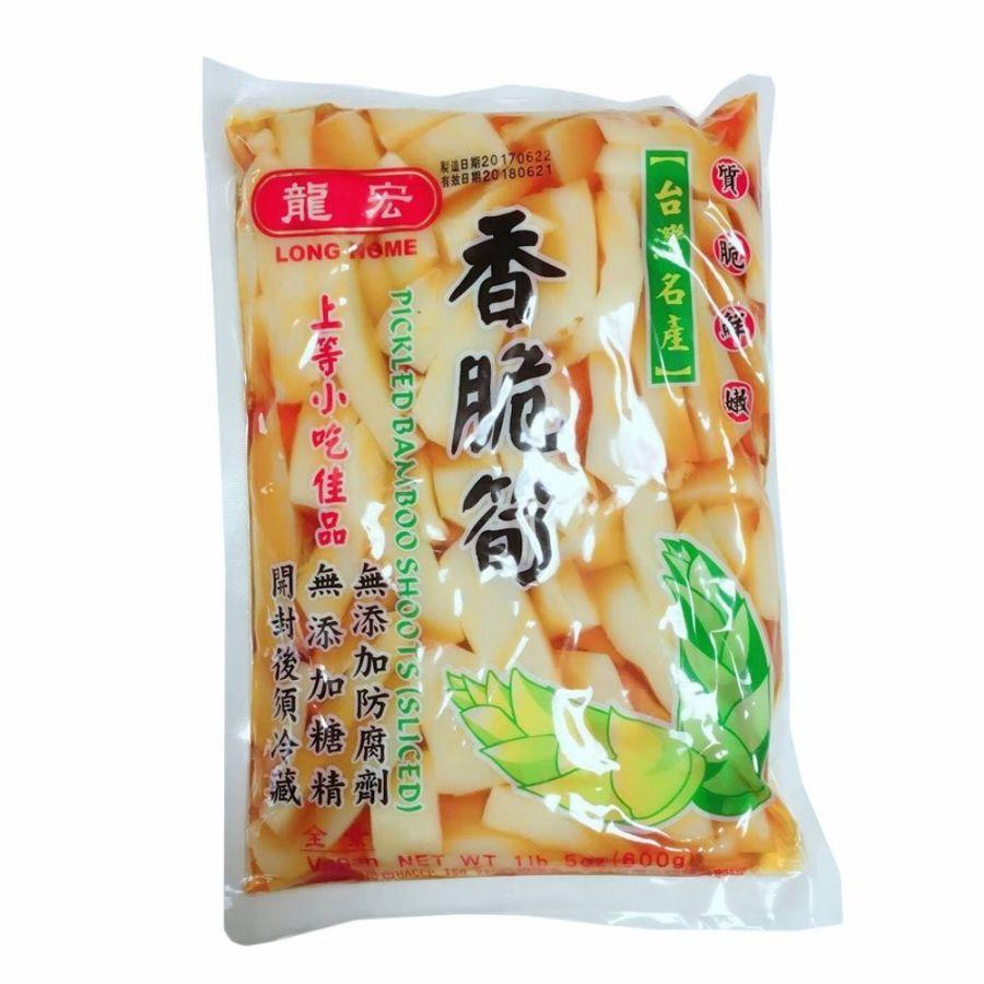 全国送料無料 香脆筍 送料無料でお届けします 味付け筍 台湾名産 漬け物 600g 味付ピリ辛たけのこ 無添加 中華食材 おすすめ特集