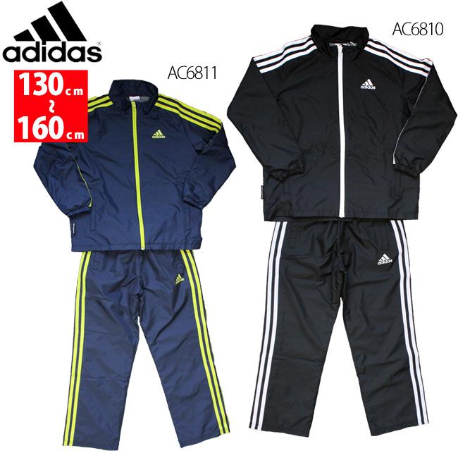 1f211d1f7446 Windbreaker and down set adidas KIDS TCOS SPORTS wind suit junior kids