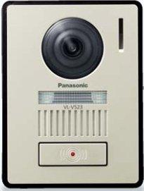 【メーカー取寄せ】Panasonic パナソニックテレビドアホン用システムアップ別売品カラーカメラ玄関子機露出型 VL-V523L-N