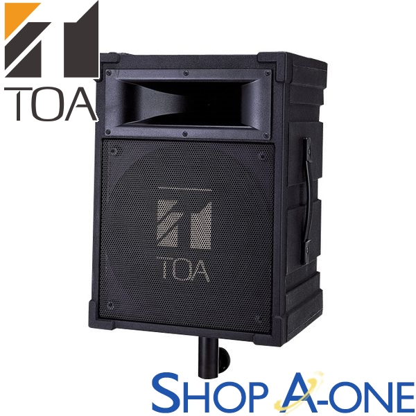 TOA トーア 動用PAスピーカーシステムKZ-80SP