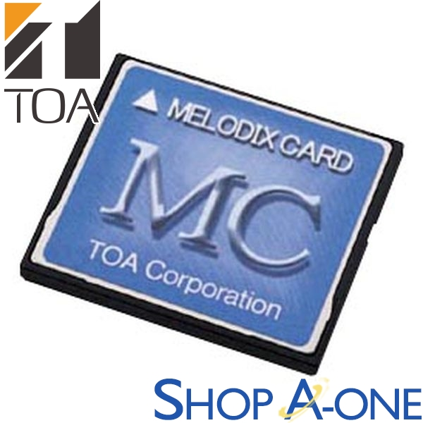 TOA トーア メロディクスカード 店舗向けMC-1030