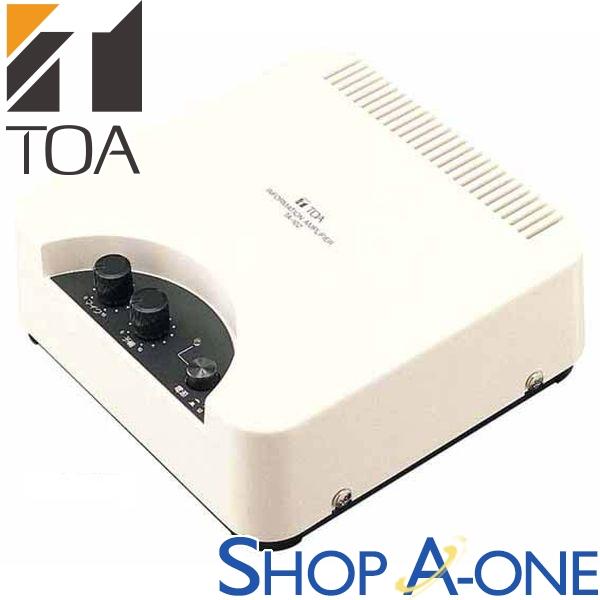 TOA トーア 簡易型アンプ 10WTA-102