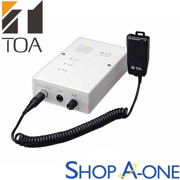 TOA トーア 連絡用無線システム リモートユニットWF-190