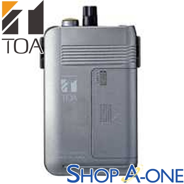 TOA トーア ワイヤレスガイド携帯型受信機WT-1101-C11C13