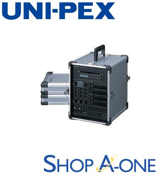 ユニペックス UNI-PEX キャリングアンプ:CD付DigitalCGA-200D