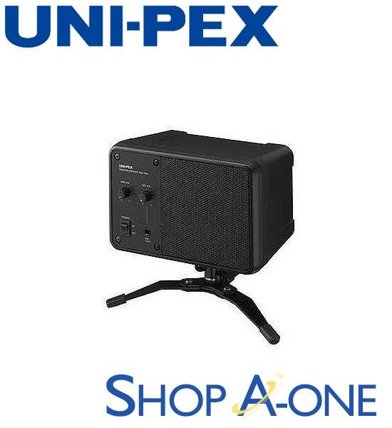 ユニペックス UNI-PEX アンプ内蔵モニタースピーカーMAS-102A