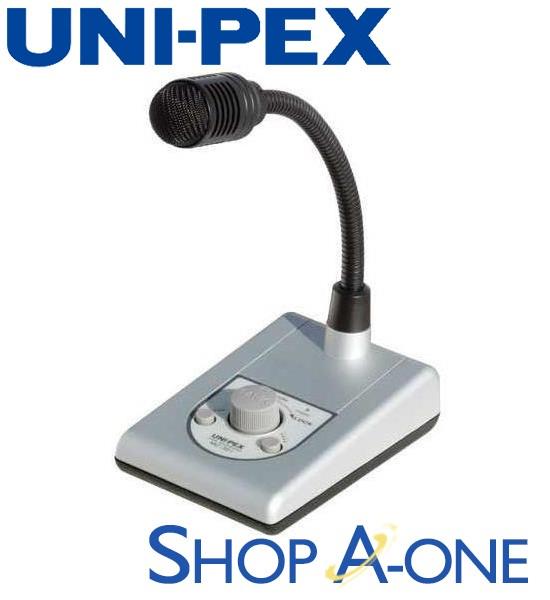 ユニペックス UNI-PEX チャイム付マイクロホン:チャイム付マイクロホンMC-301