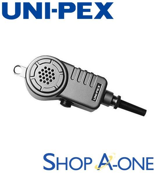 ユニペックス UNI-PEX ダイナミックマイクロホン:防水形ダイナミックマイクロホンMD-2B