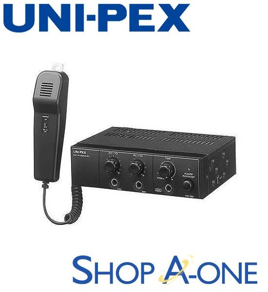 ユニペックス UNI-PEX 車載アンプ:車載アンプNDA-204A