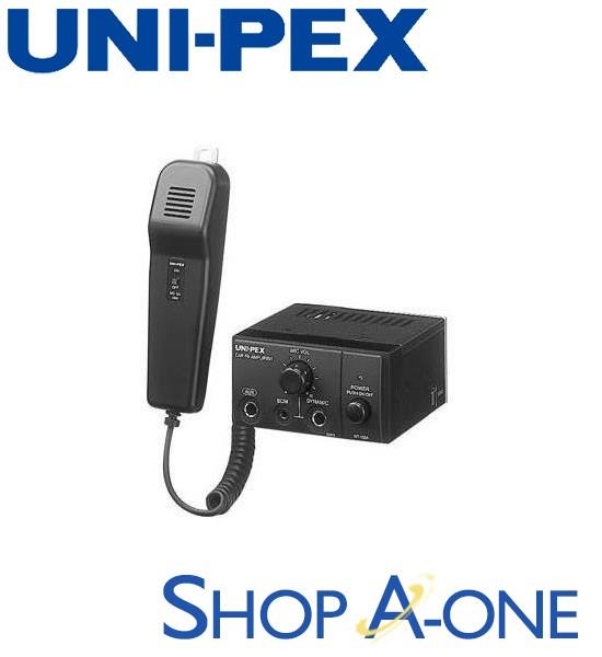 ユニペックス UNI-PEX 車載アンプ:車載アンプNT-104A