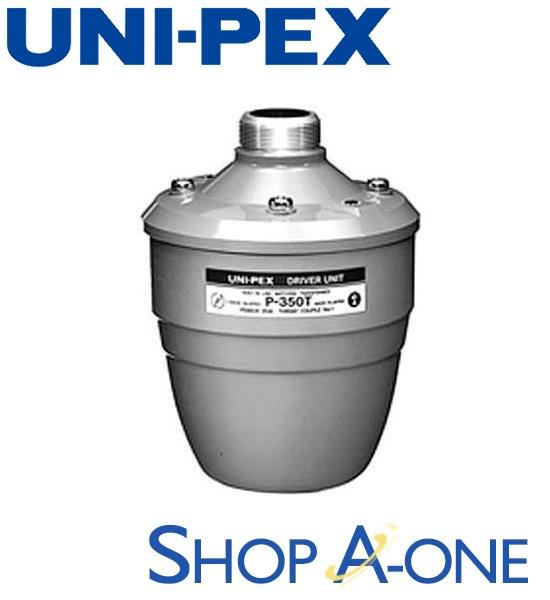 ユニペックス UNI-PEX ドライバーユニット:ドライバーユニットP-350T