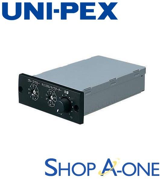 ユニペックス UNI-PEX 300MHzワイヤレスシステム:ワイヤレスチューナーユニットSU-3000A
