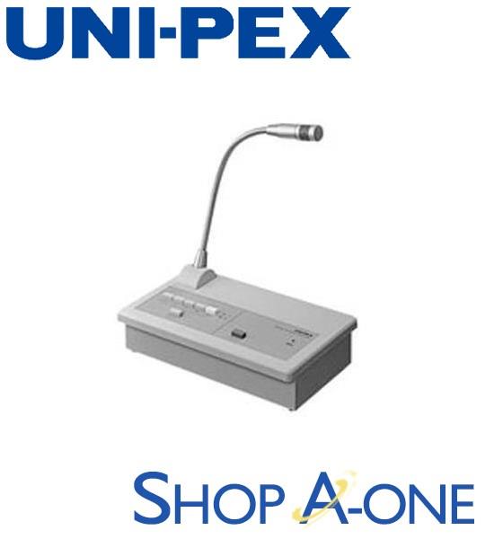 ユニペックス UNI-PEX 2ウェイワイヤレスシステム:リモートマイクロホンTM-C102A