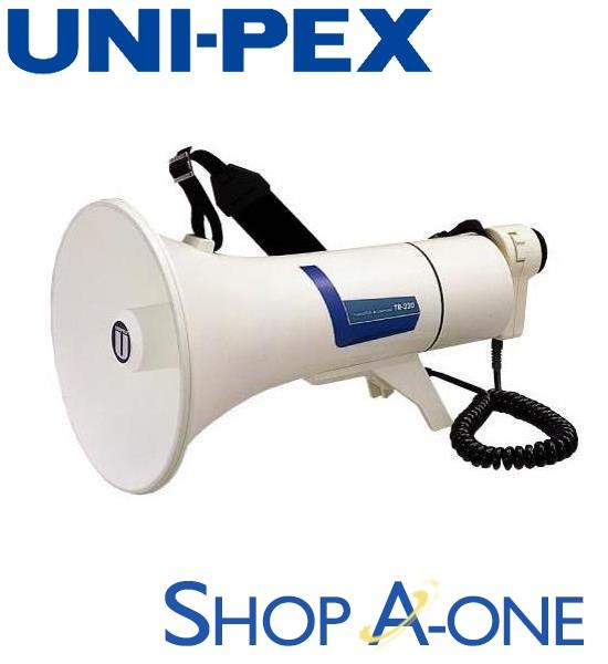 ユニペックス UNI-PEX メガホン13WメガホンTR-320