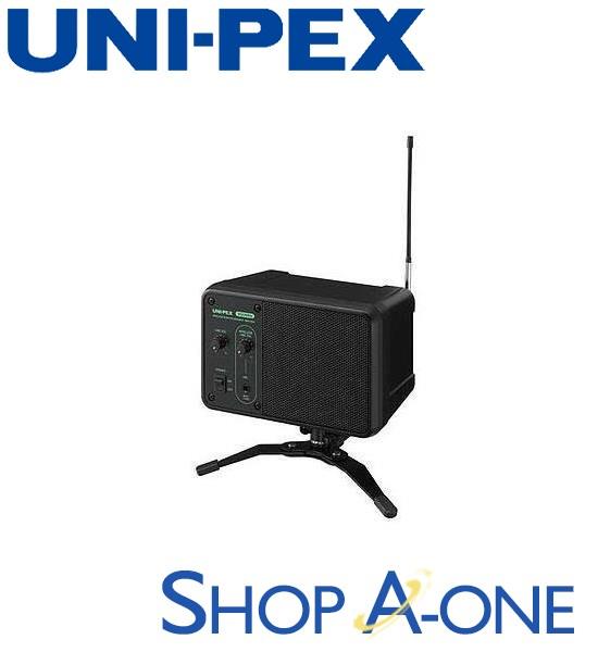ユニペックス UNI-PEX 300MHzワイヤレスモニタースピーカー:ワイヤレスモニタースピーカーWAS-05A