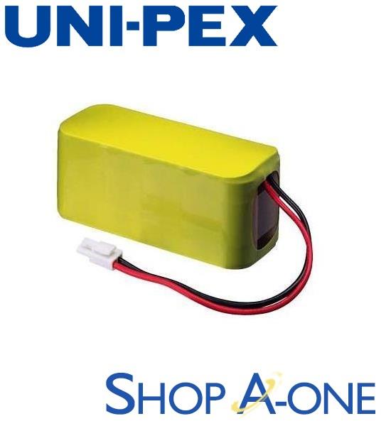 ユニペックス UNI-PEX ワイヤレスアンプ関連機器:ニカド蓄電池WBT-2000