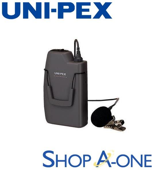 ユニペックス UNI-PEX ワイヤレスメガホン:ワイヤレスマイクロホンWM-3100