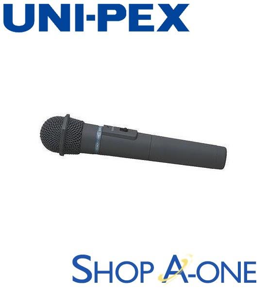ユニペックス UNI-PEX ワイヤレスメガホン:ワイヤレスマイクロホンWM-3400