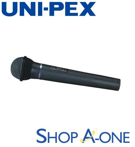 ユニペックス UNI-PEX 800MHzワイヤレスマイク:ワイヤレスマイクロホンWM8130A.jpg