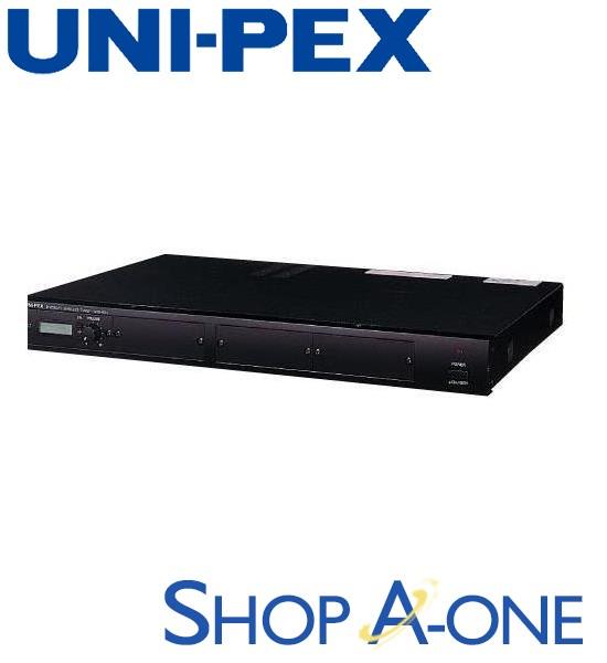 ユニペックス UNI-PEX 800MHzワイヤレスシステム:ワイヤレス受信機WTD-8141