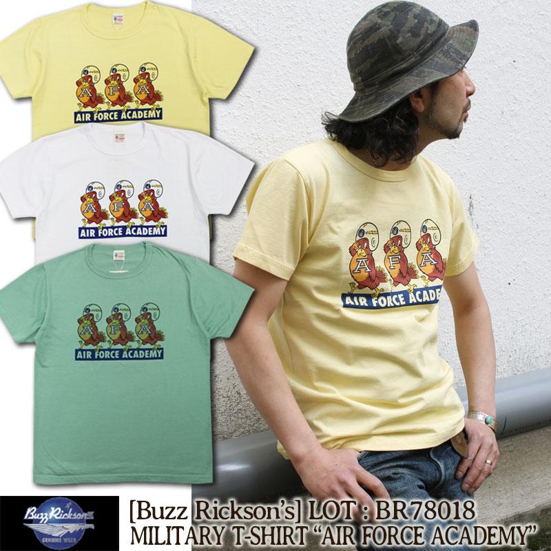 ★感謝祭最終日!P大還元★ BUZZ RICKSON'S 半袖Tシャツ S/S T-SHIRT