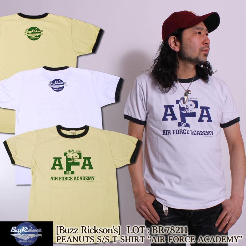82a47fa2b766b 楽天市場 Buzz Rickson s×PEANUTS 半袖Tシャツ S S T-SHIRT