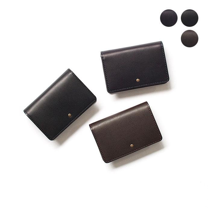 Ense(アンサ) card case / レザー カードケース mw-805 - 全3色