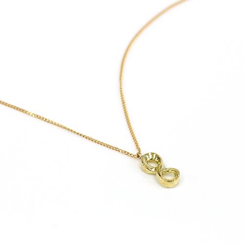 18k ネックレス Ense(アンサ)k18 knc01 mgネックレス 【送料無料】K18 ゴールド 18k 18金 necklace ペンダント ギフト プレゼント パーティー