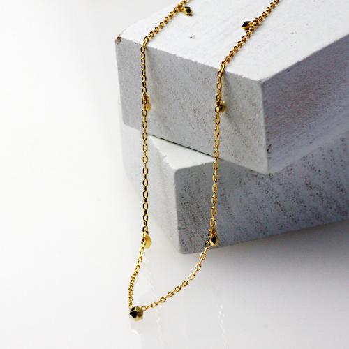 18金 hirondelle(イロンデール)k18 hv-144 ブレスレット 【送料無料】 市場