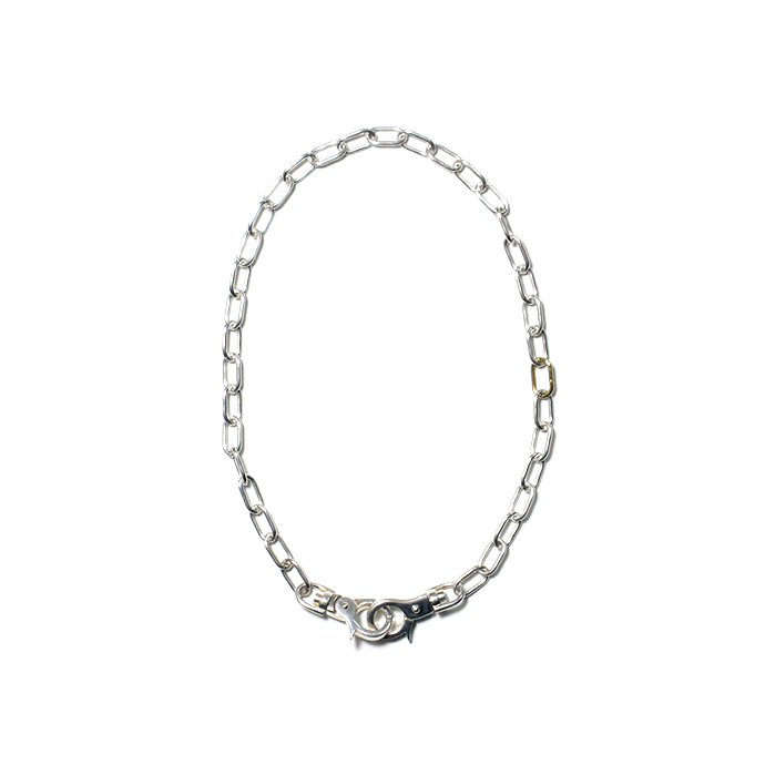 hirondelle et pepin(イロンデール エ ペパン) silver k18 sn-20fw-21 wallet chain ネックレス【送料無料】ギフト プレゼント シルバーアクセサリー シンプル 上品 大人 誕生日 プレゼント