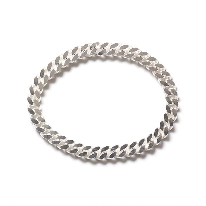 ina.seifart(イナ・セイファート) kabelbinder bracelet チェーンブレスレット / シルバー【送料無料】