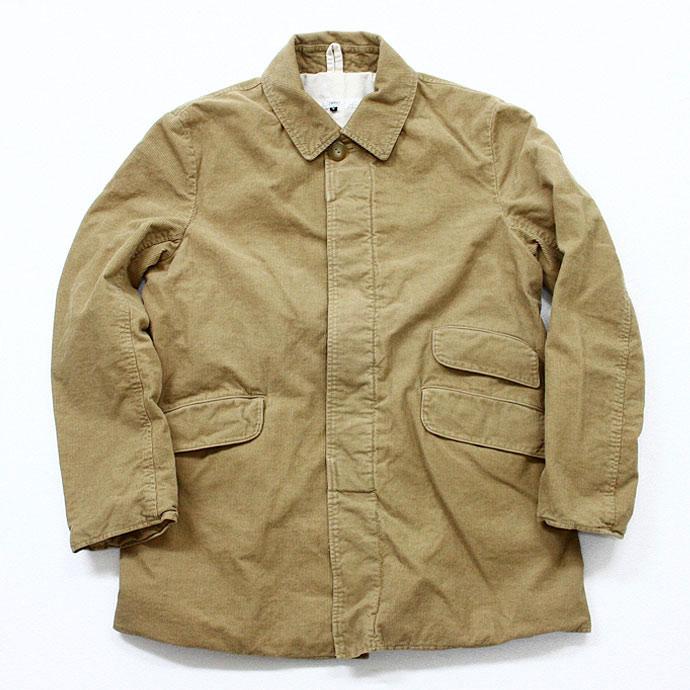 Hexico(ヘキシコ) / Stand Fall Collar Short Coat / Antique Corduroy ショートコート コーデュロイ【送料無料】