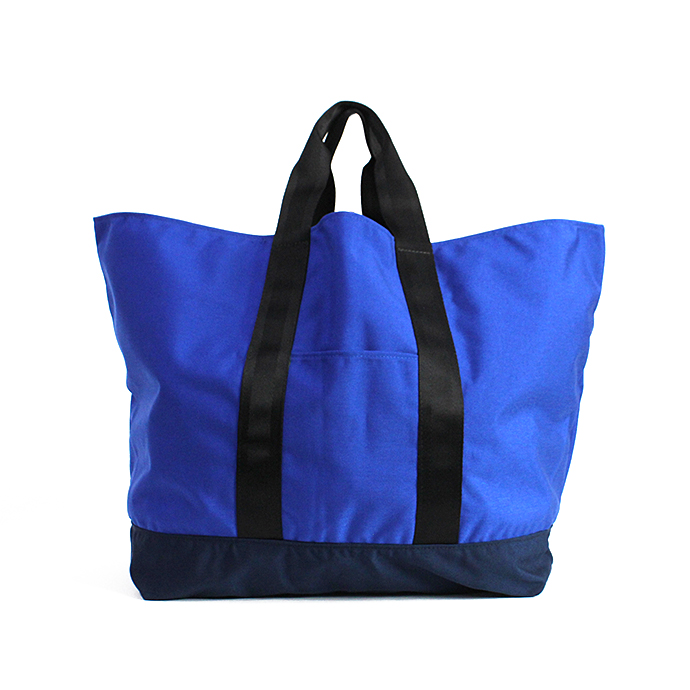 KACI / Biggest Toteトートバッグ KCB042 - Blue ブルー  買い回り 買い周り 買いまわり ポイント消化