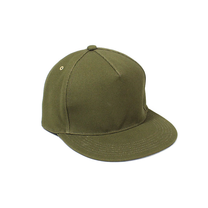 12/20 20:00~23:59 Trad Marks / Basic Cap CV ベーシックキャップ キャンバス - Olive