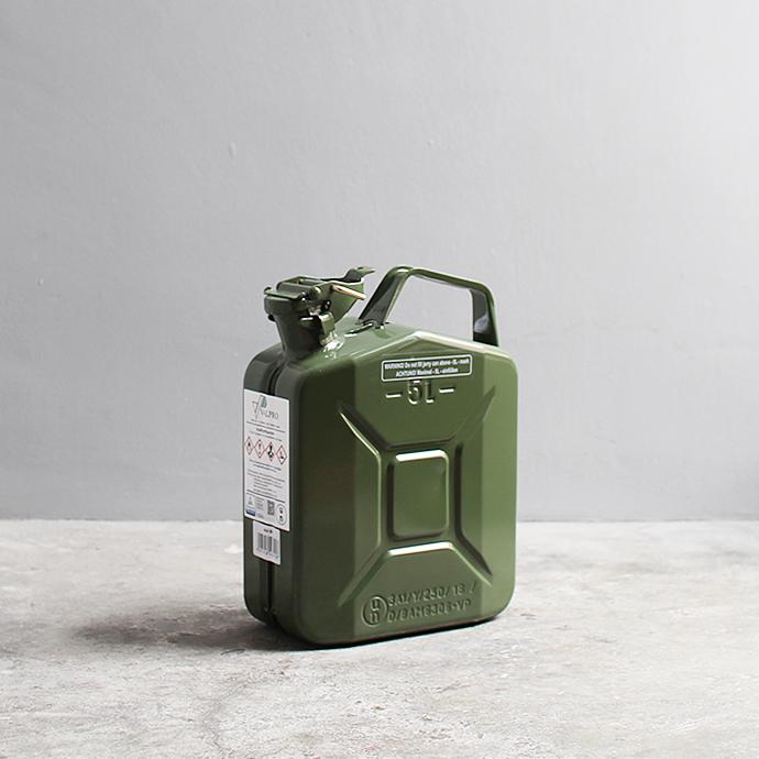 12/20 20:00~23:59 Hunersdorff / Metal Fuel Can Classic 5L ヒューナースドルフ ガソリン携行缶