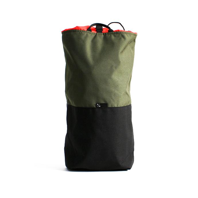 BRAASI INDUSTRY(ブラアシィインダストリー) / TEKLA ALPINIST - 20L Olive 耐水バックパック オリーブ